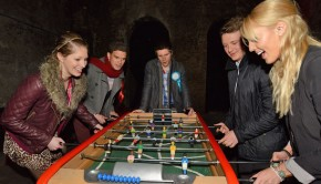 Table football - Doing Something event
