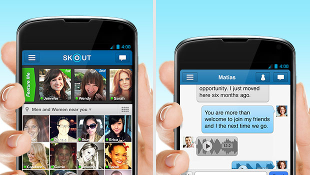 is skout a dating app