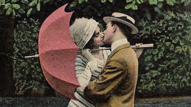 vintage couple