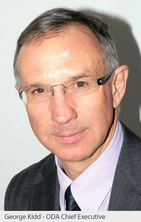 George Kidd - ODA Chief Executive