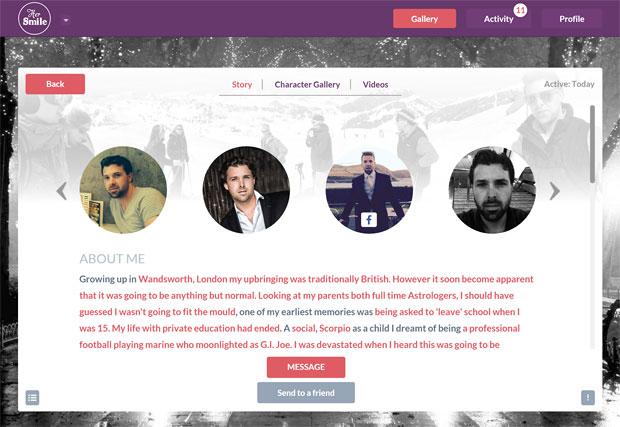 hersmile profiles